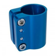 Grit Quad Clamp Scooter 31.8mm BLUE