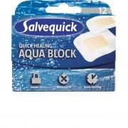 Salvequick Aqua Block 12 st Plåster