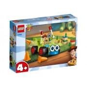LEGO R Disney Pixar Toy Story 4 Woody si RC