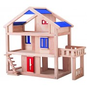 Plan Toys Dollhouse Series Terrace Dollhouse