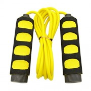 TOYMYTOY Children Speed Jump Rope Lightweight Exercise Fitness Skipping Ropes with Anti-Slip Foam Grip Handles