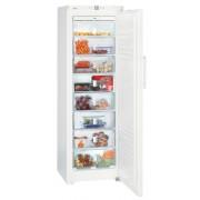 Congelator Liebherr GNP 3056, 257 L, No Frost, Control electronic, Display, Alarma usa, Iluminare LED, 8 sertare, H 184.1 cm, A++, Alb