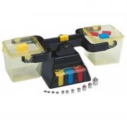 Balanta Miniland pentru solide si lichide, pentru invatarea notiunilor de greutate si echivalenta