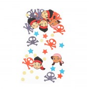 Confetti Jake si piratii