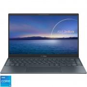 "UltraBook ASUS ZenBook 13 UX325EA-EG109, 13.3"" FHD (1920X1080), Anti glare IPS, Intel Core i5-1135G7, RAM 8GB LPDDR4X, SSD 512 GB, Fara OS"
