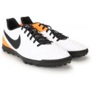 Nike TIEMPO RIO III TF Football Shoes(White)