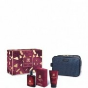 Trussardi Cofanetto Uomo The Red Eau de Toilette 100 ml + gel docciashampoo 100 ml + beaut