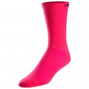 Pearl Izumi Attack Tall Socks 3 Pack - Screaming Pink - S - Pink