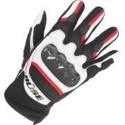 Büse Safe Ride Gloves Black White Red 3XL