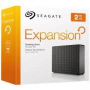 Външен диск SEAGATE HDD External Expansion Desktop (3.5'/2TB/USB 3.0), STEB2000200