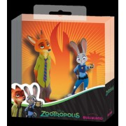 Set Nick Wilde-Juddy Hoops-Zootropolis