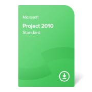 Microsoft Project 2010 Standard, 076-04843 elektronikus tanúsítvány