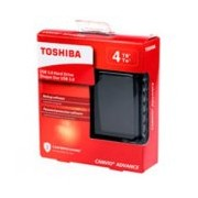 DD EXTERNO 4TB TOSHIBA CANVIO ADVANCE 2.5//USB 3.0//NEGRO//VELOCIDAD DE TRANSFERENCIA 5GB/S//PASSWORD PROTECTION/SOFTWARE DE RESPALDO//WIN10