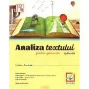 Analiza textului - Clasele 5-8. Aplicatii - Cristina Issa