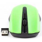 Mouse Gembird MUSW-101, Wireless (Verde)