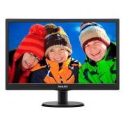 Philips Monitor PHILIPS 193V5LSB2/10 (19'' - WXGA - LED LCD)