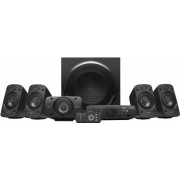 Logitech Z906 Home Theater 5.1 Casse Altoparlanti Subwoofer 165 Watt Universale Colore Nero - 980-000468 Z906