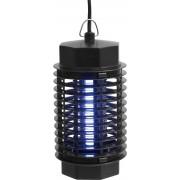 Aparat UV anti-insecte Gardigo Isokat Junior, 4 W, (Ø x Î) 125 x 230 mm, negru