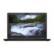 Laptop Dell Latitude 5491 14 inch FHD Intel Core i7-8850H 16B DDR4 512GB SSD 4G Linux Black 3Yr NBD