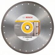 Диск диамантен за рязане Expert for Universal Turbo 350 x 20,00 x 2,2 x 12 mm, 2608603775, BOSCH