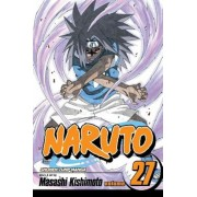 Naruto, Volume 27 [With Collectible Stickers], Paperback