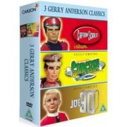 Classic Supermarionation - Captain Scarlet/Stingray/Joe 90