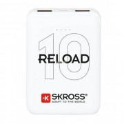 SKROSS Power Bank 10000mAh 2XUSB max 2,4A