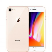 "Smartphone, Apple iPhone 8, 4.7"", 64GB Storage, iOS 11, Gold (MQ6J2GH/A)"