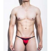 Mategear Kim Bae Tapered Sides V Front Series III Maximizer Ultra Bikini Swimwear Red 1101203