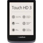 eBook Reader PocketBook Touch HD 3 6inch 16GB LED WiFi SMARTlight Metallic Grey