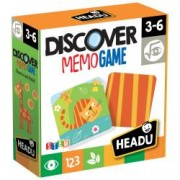 Descopera Jocul Memoriei.Include 50 de cartonase interactive.