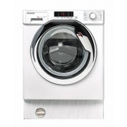 Hoover HBWM 914SC-80 Integrated Washing Machine - White