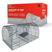 Pest-Stop Multicatch Ratten vangkooi