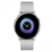 Смарт часовник Samsung Galaxy Watch Active SM-R500N, до 90 часа време за работа, сребрист, SM-R500NZSABGL