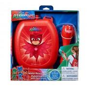 Little Kids PJ Masks Owlette Water Blaster Mochila de Agua de Juguete para niños