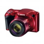 Canon Cámara Digital Canon SX420 Roja