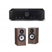 Pachet Amplificator Integrat Onkyo A-9010 + Boxe Pylon Audio Pearl Monitor