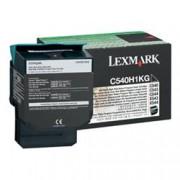 ORIGINAL Lexmark toner nero C540H1KG ~2500 Seiten Restituzione- Cartuccia di toner