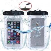 Ntech - Waterdichte telefoon hoes / waterbestendig floating Pouch voor Wiko Lenny 4 / Lenny 3 / huawei P8 lite 2017/ P9 lite / P10 Lite / P10 /