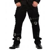 pantalon pour hommes DEAD THREADS - Grey - TT9571