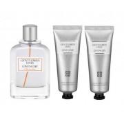 Givenchy Only Gentleman Casual Chic 100Ml Apă De Toaletă + 75Ml After Shave Balsam + 75Ml Gel de duș