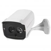 COTIER TV-637W/IP H.264 HD 720P LED kogel IP-Camera bewegingsdetectie / Privacy masker en 20m IR nachtzicht