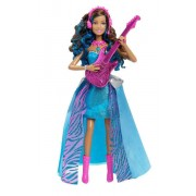 Barbie lutka Erika Rock Star