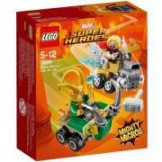 Конструктор Лего Супер Хироус - Mighty Micros: Thor vs. Loki, LEGO Super Heroes, 76091