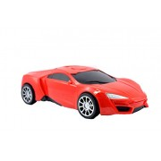 Breno Super car for Baby, Car Toy for Kids, Push and Go Toy for Kids, Toy car for Kids, Red
