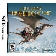 Final Fantasy The 4 Heroes Of Light Nintendo Ds