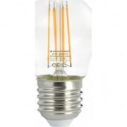 G45 cu LED-uri bec cu filament 4W E27 470lm 2700K-G45 INCANDESCENta BLAUPUNKT 4W E27 470lm