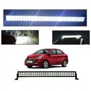Trigcars Hyundai Xcent New Bar Light Fog Light 22Inch 120 Watt