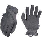 Mechanix Wear FastFit Wolf Guantes táctiles para visualización táctil, color gris
