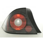 FK-Automotive fanale posteriore Design per Honda Civic 2-porte (tipo EP1,2,3,4,...) anno di costr. 01-, nero